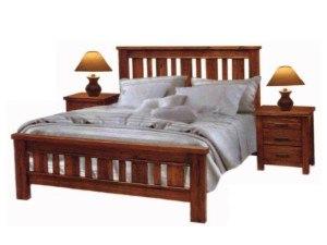 Bed Frame Adelaide - Galligans Mattresses
