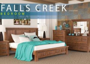 Falls Creek Bedroom Collection - Bed Store Adelaide - Galligans Mattresses